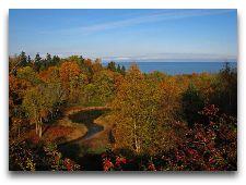 Парк Тойла-Ору: Осенью в парке