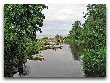 Парк Тойла-Ору: Устье реки