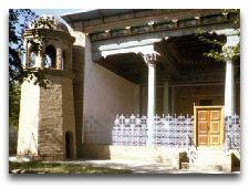 Достопримечательности Пенджикента: Архитектурный комплекс Хазрати-Бобо