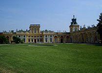 Достопримечательности Польши: Дворец в Виланове