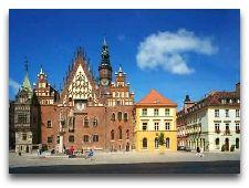 Достопримечательности Польши: Вроцлав