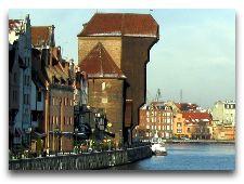 Достопримечательности Польши: Гданьск
