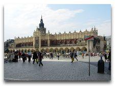 Достопримечательности Польши: Суконные ряды