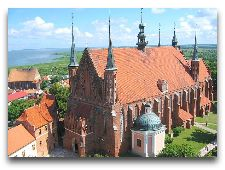 Достопримечательности Польши: Фромброк