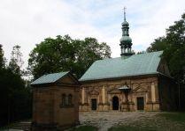 Путеводитель по Польше: Кальвария-Зебжидовска