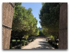 Летняя резиденция Хивинского хана