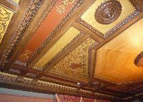 Достопримечательности Риги: Потолок.