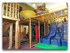 Детский центр «Rõõmupisik»: Детский центр, горки