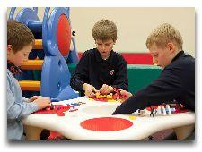 Детский центр «Rõõmupisik»: Игровой уголок в детском центре