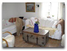 Rose Cottage: Коттедж Roze гостиная