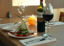 Новогоднее меню в ресторане Reval Hotel Latvia