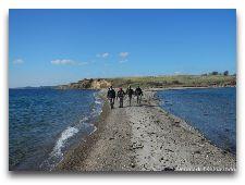 Рыбалка на острове: Вышли на рыбалку
