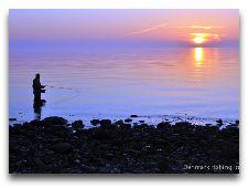 Рыбалка на острове: Рыбалка вечером