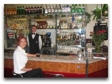 Ресторан отеля Шарунас
