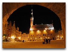 Достопримечательности Таллинна – Сердце Старого города: Ратушная площадь