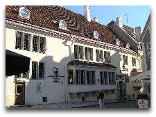 Достопримечательности Таллинна – Сердце Старого города: Ратушная аптека