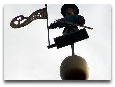 Достопримечательности Таллинна – Сердце Старого города: Флюгер - Старый Томас