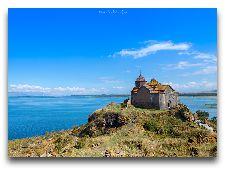 Достопримечательности Севана: Монастырь Айраванк