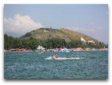 Достопримечательности Севана: Пляжный отдых на Севане