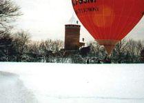 Активный отдых в Сигулде: Прогулка на воздушном шаре