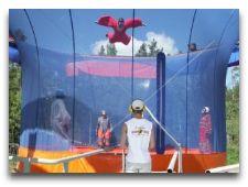 Активный отдых в Сигулде: Аэродиум