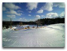 Активный отдых в Сигулде: Лыжная трасса Сигулды