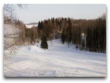 Активный отдых в Сигулде: Лыжная трасса