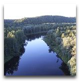 Активный отдых в Сигулде: Река Гауя