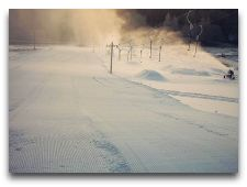 Активный отдых в Сигулде: Это зима