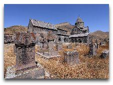 Достопримечательности Сисиана: Монастырь Воротованк