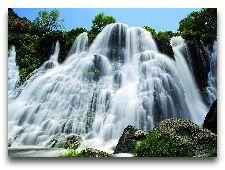 Достопримечательности Сисиана: Водопад Шаки