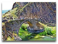 Достопримечательности Сисиана: Мост Мелик Танги
