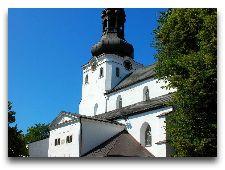 Достопримечательности Таллинна – cоборы и церкви: Домская церковь
