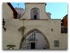 Достопримечательности Таллинна – cоборы и церкви: Доминиканский монастырь