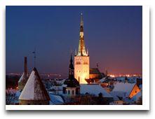 Достопримечательности Таллинна – cоборы и церкви: Церковь св. Олафа Олевисте