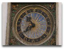Достопримечательности Таллинна – cоборы и церкви: Часы на церкви св. Духа