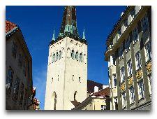 Достопримечательности Таллинна – cоборы и церкви: Церковь Олевисте