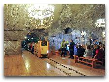 Соляная шахта Бохня: Едем
