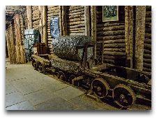 Соляная шахта Бохня: Интерьер соляных копей