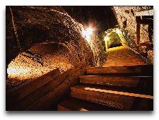 Соляная шахта Бохня: Подземные дороги