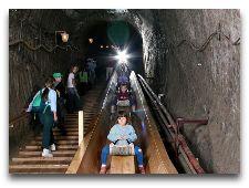 Соляная шахта Бохня: Уклон