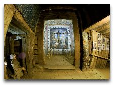 Соляная шахта Бохня: Часовня Пассионис