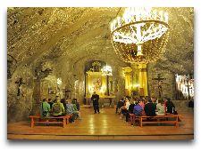 Соляная шахта Бохня: Часовня Св.Кинги