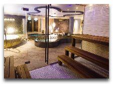 SPA 18+: Финская дровяная баня <Пар>