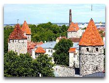 Достопримечательности Таллинна – Городская стена, башни и ворота: Башни Старого города