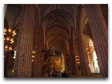 Достопримечательности Стокгольма: Колоннада.