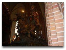 Достопримечательности Стокгольма: Святой Георгий.