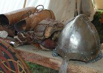 Город Свенборг: Снаряжение Викингов