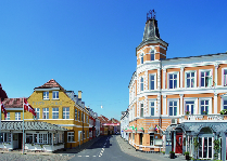Город Свенборг: Свенборг