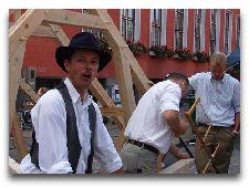 Город Свенборг: Базарный день